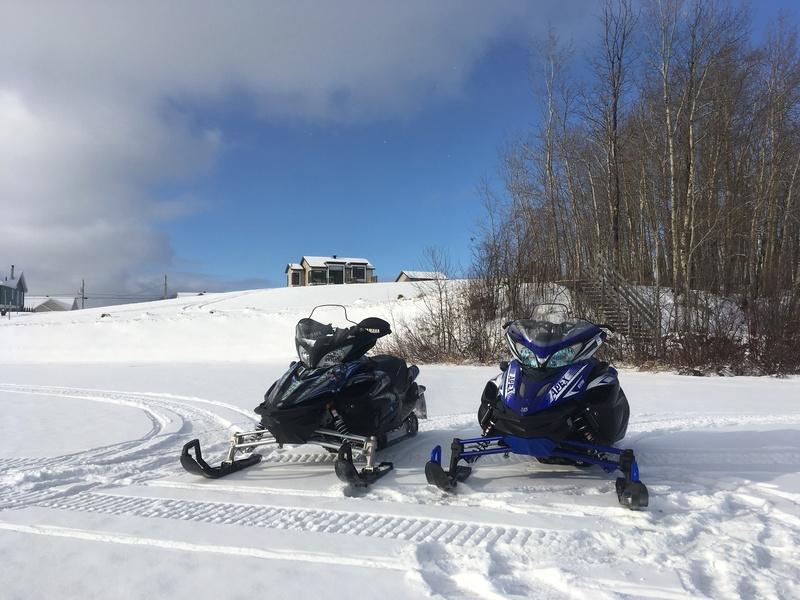 snow en fin de semaine Abitibi!!! sa 100 viens...(: 62e50010