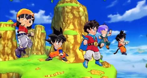 [TEST] Dragon Ball Fusions 31296610