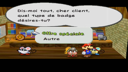Paper Mario et la Porte Millénaire (Test Game Cube) Badge_13