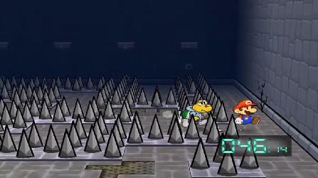 Paper Mario et la Porte Millénaire (Test Game Cube) Boom10