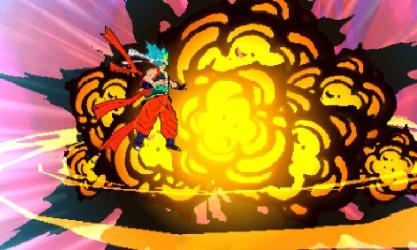 [TEST] Dragon Ball Fusions Combat14