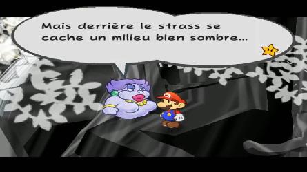 Paper Mario et la Porte Millénaire (Test Game Cube) Dialog10