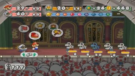 Paper Mario et la Porte Millénaire (Test Game Cube) Foule10