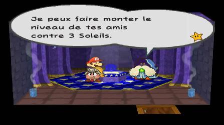 Paper Mario et la Porte Millénaire (Test Game Cube) Niveau12