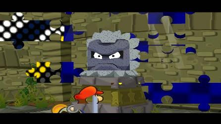 Paper Mario et la Porte Millénaire (Test Game Cube) Papier10
