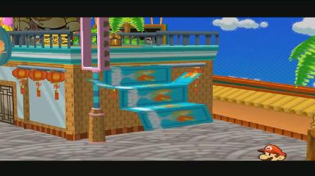 Paper Mario et la Porte Millénaire (Test Game Cube) Papier11