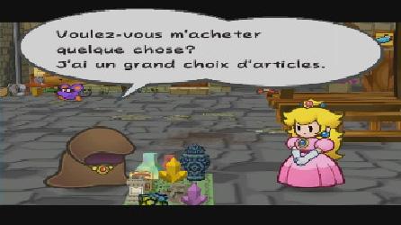 Paper Mario et la Porte Millénaire (Test Game Cube) Story113
