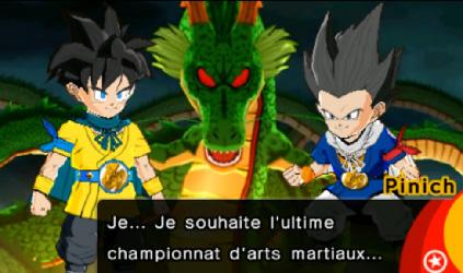 [TEST] Dragon Ball Fusions Story119