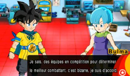 [TEST] Dragon Ball Fusions Story121