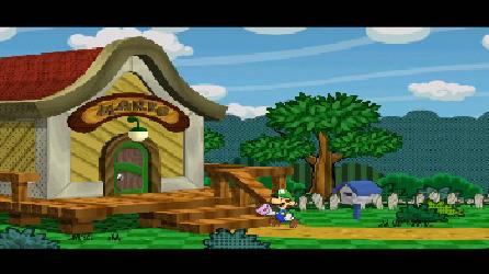 Paper Mario et la Porte Millénaire (Test Game Cube) Story310