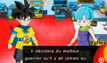 [TEST] Dragon Ball Fusions Story912