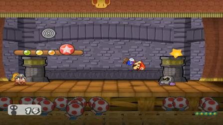 Paper Mario et la Porte Millénaire (Test Game Cube) Style110