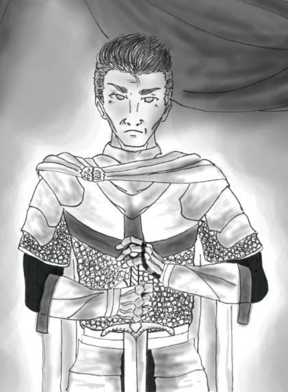 Der Mann mit den drei Namen: Eine Rittergeschichte Portra10