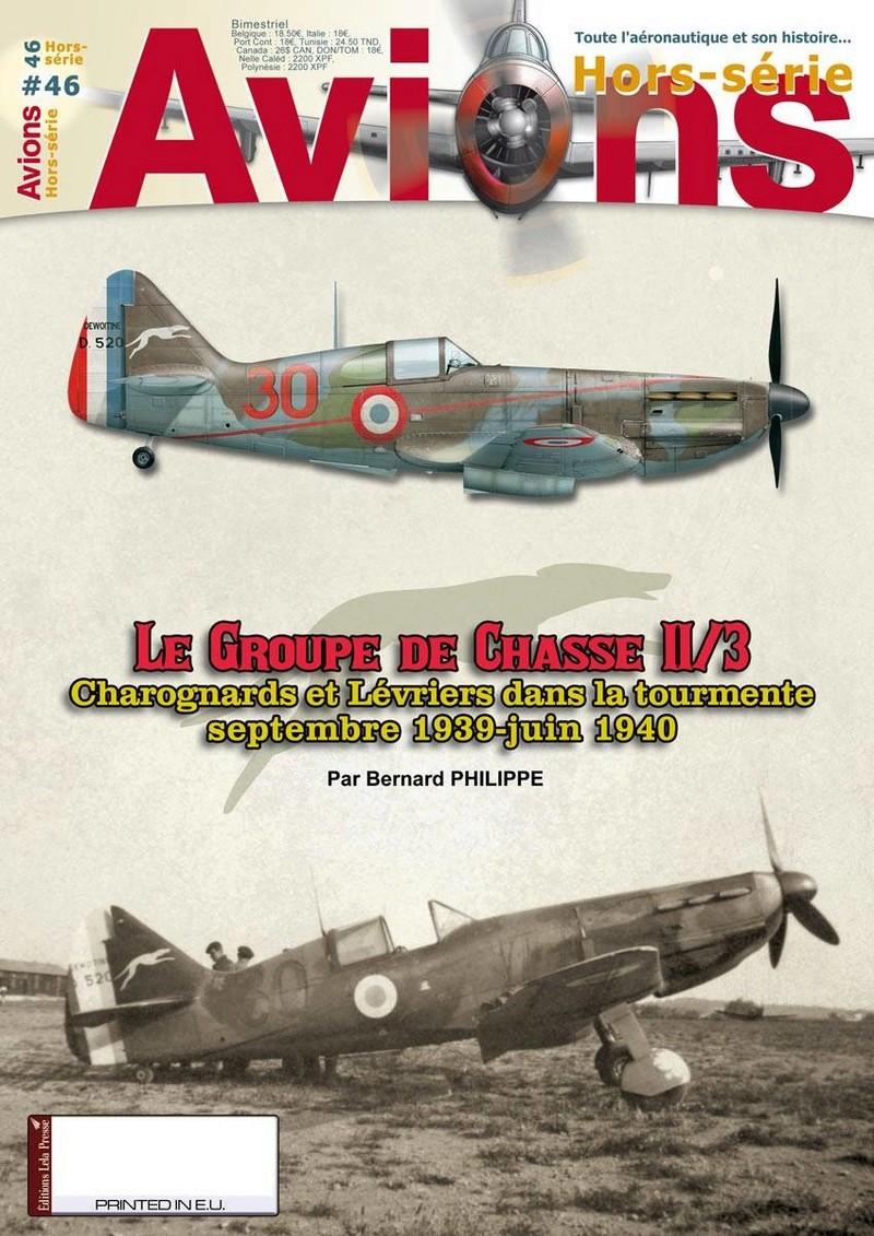 Le Groupe de Chasse II/3 - Charognards et Lévriers dans la tourmente 09/39 à 06/40 23550310