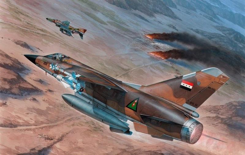 Mirage F1EQ Irak [Special Hobby 1/72] 27867810