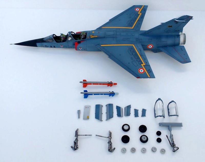 Mirage F1B [Special Hobby 1/72 + Berna + Res-Kit] Img_2042