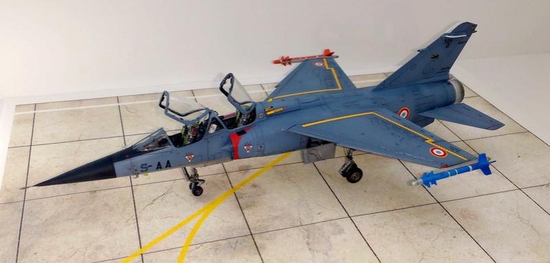 Mirage F1B [Special Hobby 1/72 + Berna + Res-Kit] Img_2049