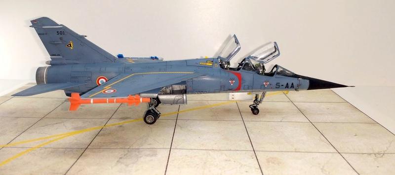 Mirage F1B [Special Hobby 1/72 + Berna + Res-Kit] Img_2050