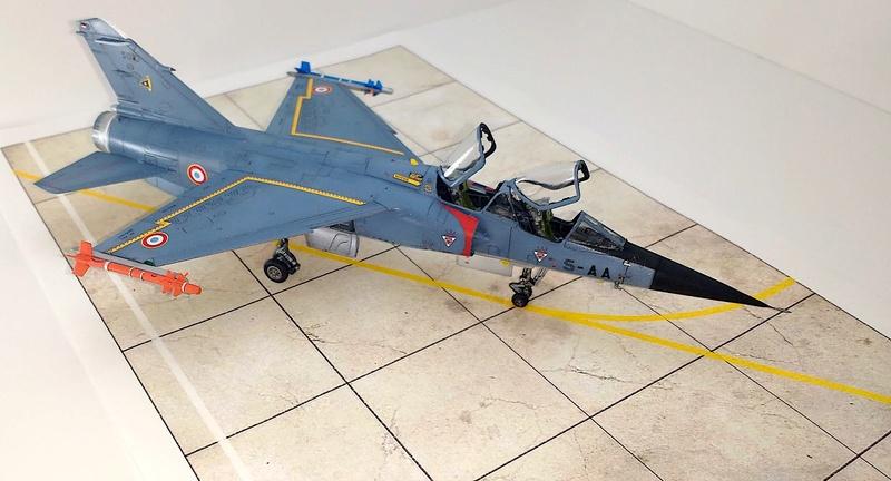Mirage F1B [Special Hobby 1/72 + Berna + Res-Kit] Img_2051