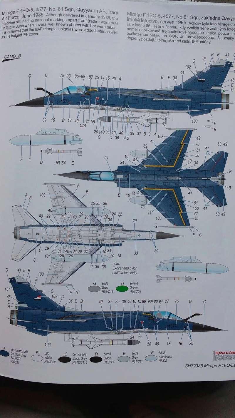Mirage F1EQ Irak [Special Hobby 1/72] Img_2076