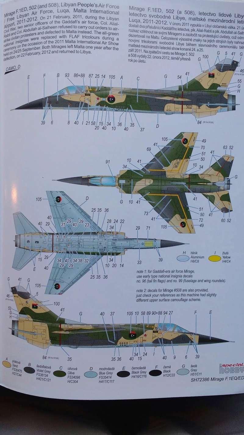 Mirage F1EQ Irak [Special Hobby 1/72] Img_2078