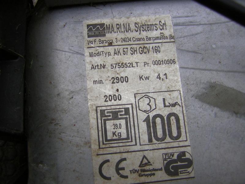 Usura trazione rasaerba Dscn1147