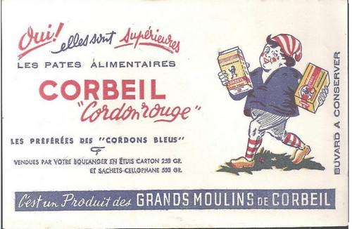 """Essonnes - Plomb de scelle """" Grands moulins de Corbeil"""". Corbei10"""