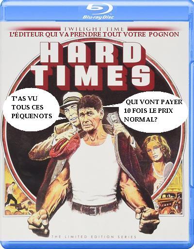 Le Bagarreur - Hard Times - Walter Hil - 1975 Bozzet24