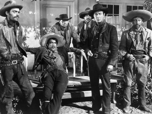 Vaquero - Ride, Vaquero! - 1953 - John Farrow Cover10