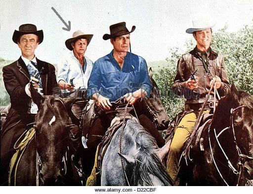 Les hors-la-loi de Casa Grande . Gunfighters of Casa Grande . 1964 . Roy Rowland. Pulver10