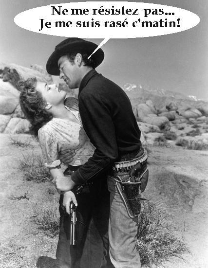 La Ville abandonnée - Nevada - Yellow Sky - 1948 - William Wellman Who-am18