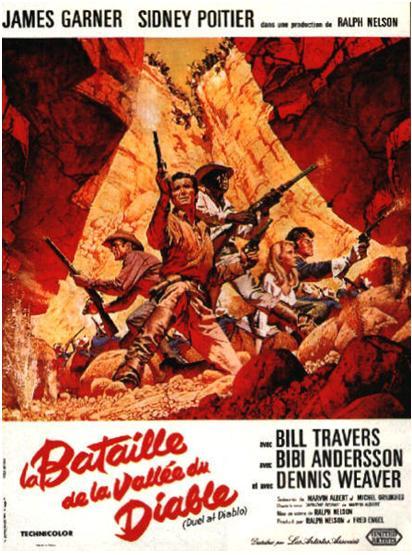 La Bataille de la Vallée du Diable - Duel at diablo - 1966 - Ralph Nelson  Who-am19