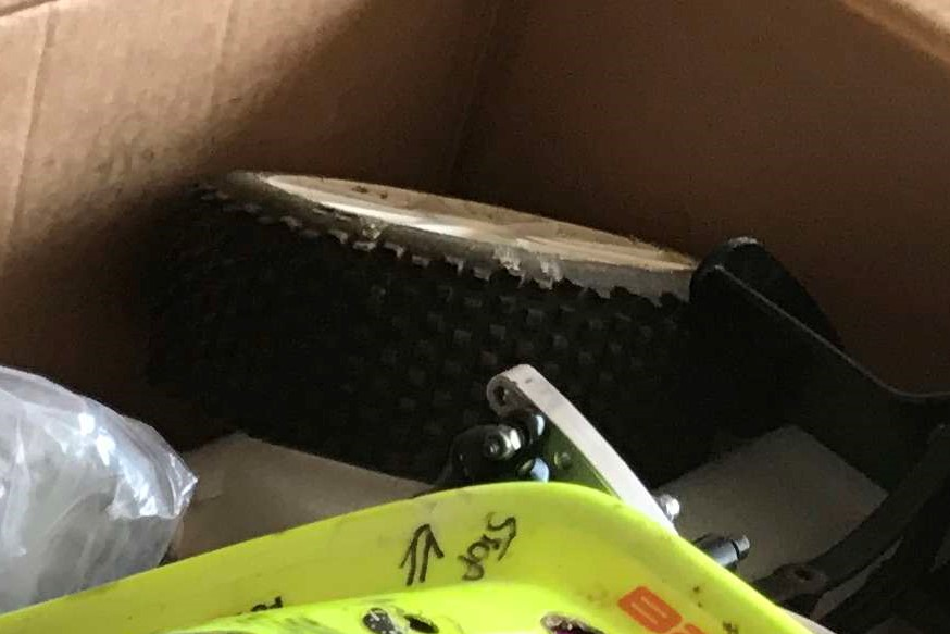 LEOPARD 2WD, ma citrouille de buggy.  44510
