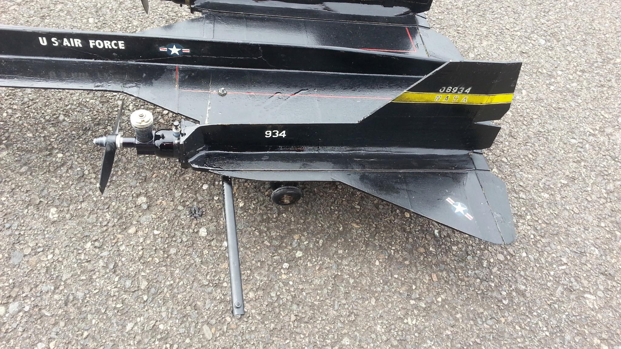 SR-71 LA Speed Check Story 20180521