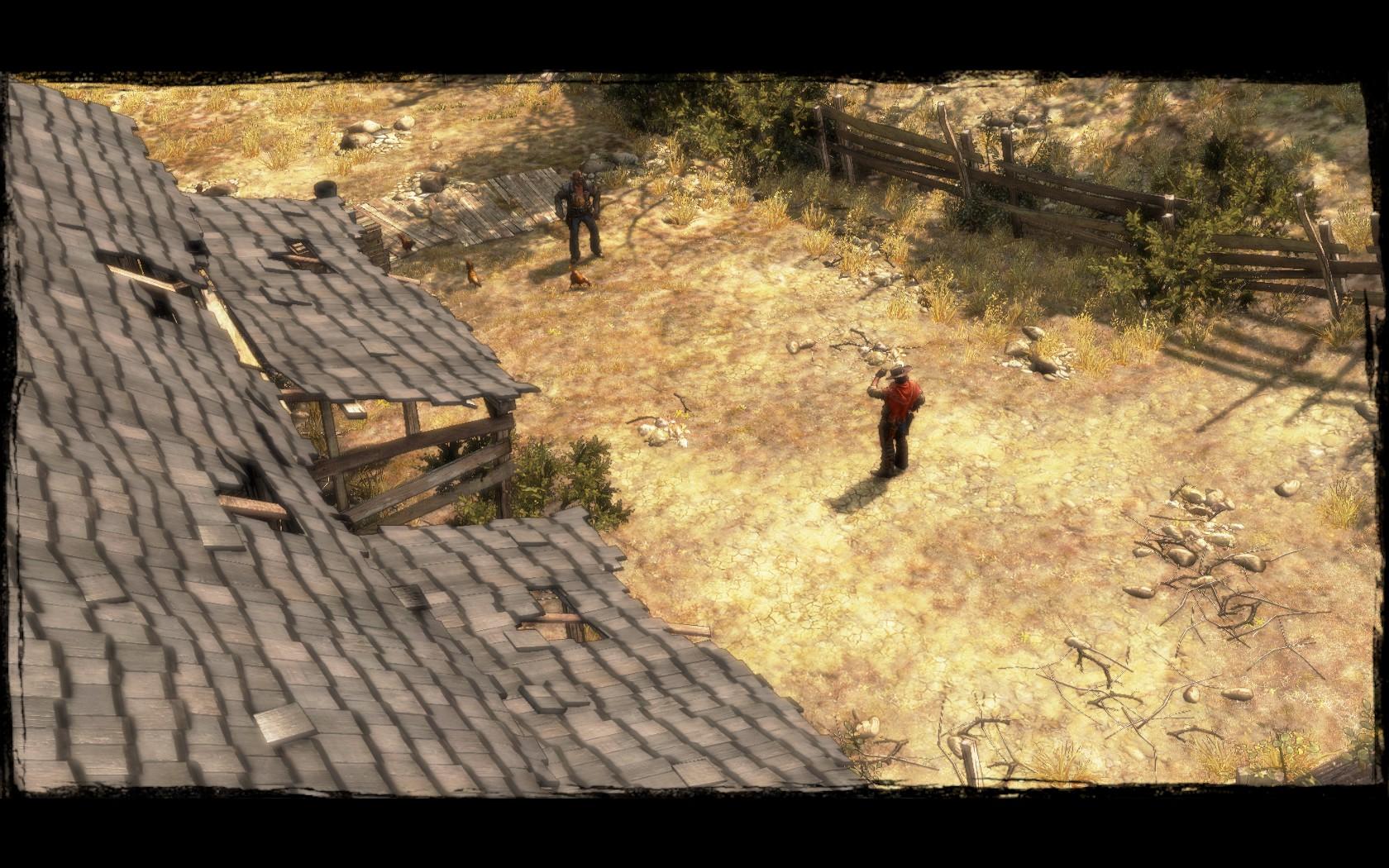 The Wild West Screenshot Contest 20180511