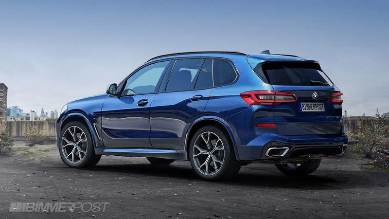 2018 - [BMW] X5 IV [G05] - Page 6 G05-x518