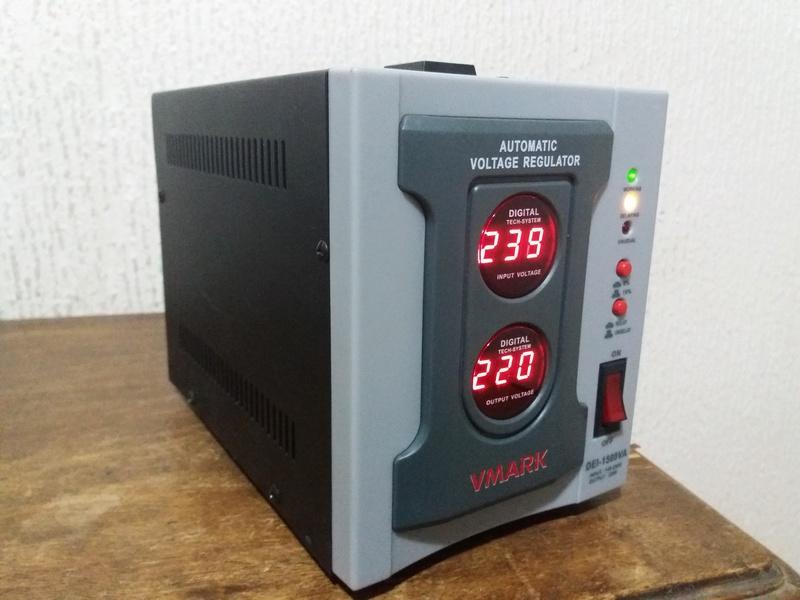 [Maroc/Electricité] regulateur de tension à FES Vmark10
