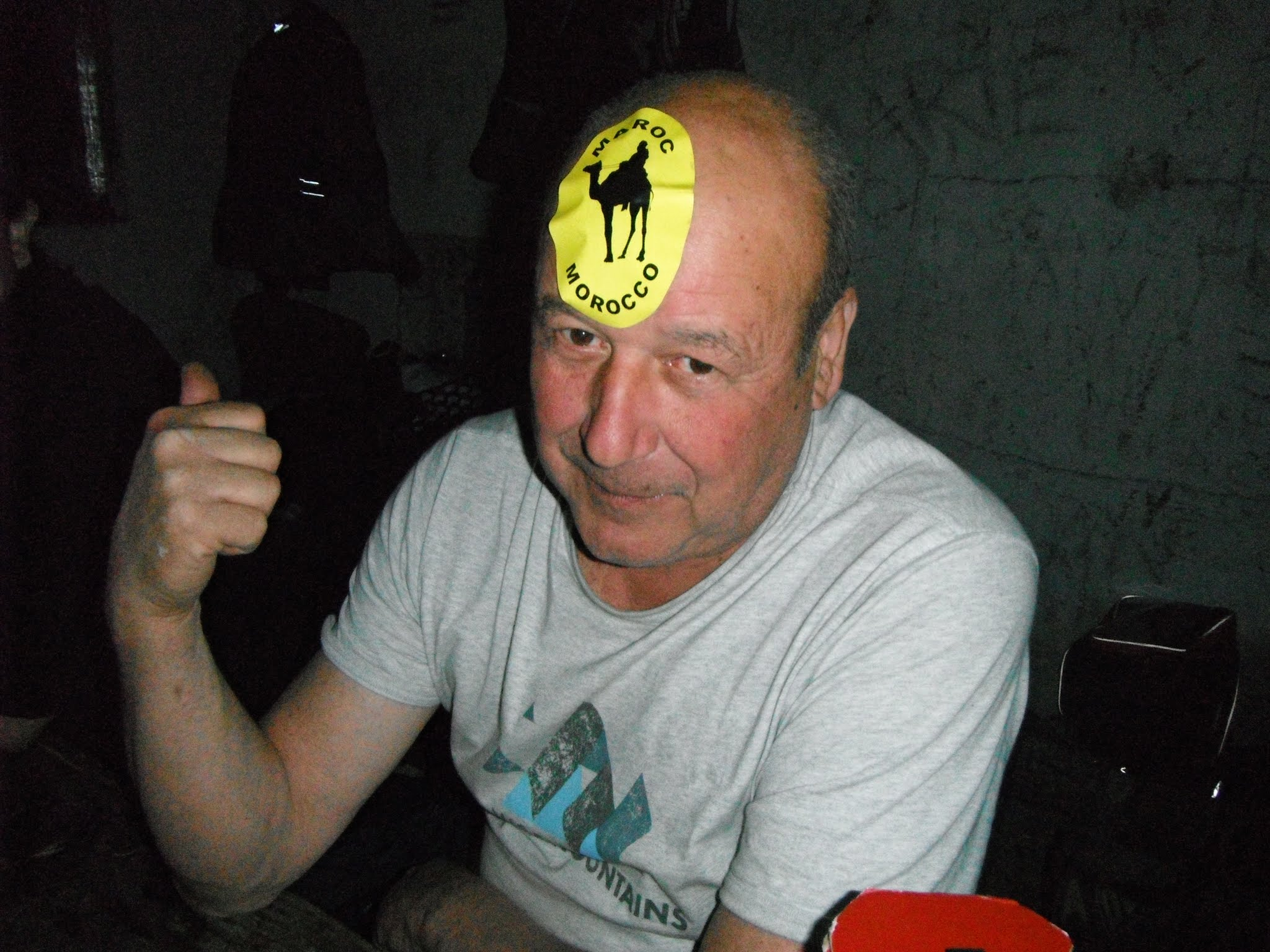 Notre ami Tabar est parti pour un dernier Raid Dscf8811