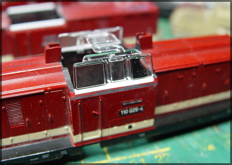 Die Baureihe 110 der Deutschen Reichsbahn Dsc04111