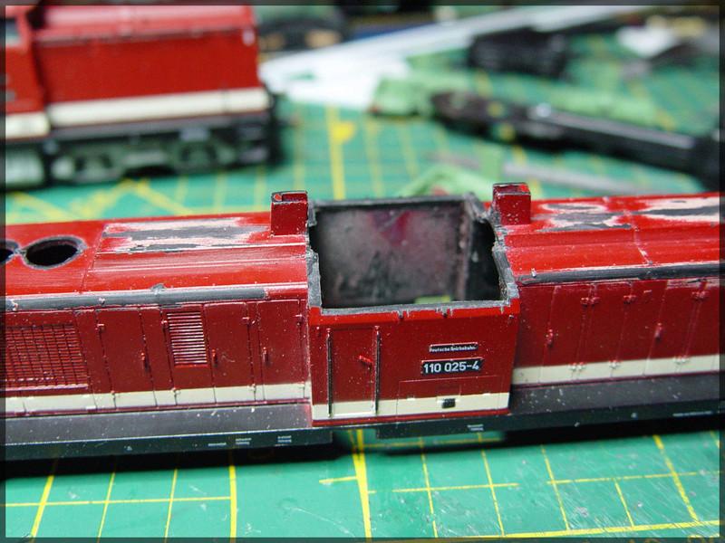 Die Baureihe 110 der Deutschen Reichsbahn Dsc04112