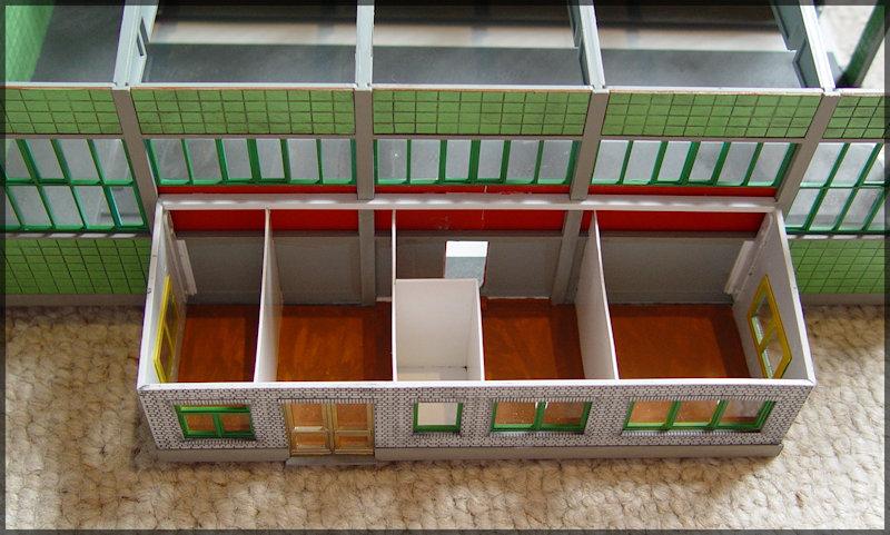 Bahnbauten - Auhagen / Pola / Kibri / Faller / Vollmer Dsc04128