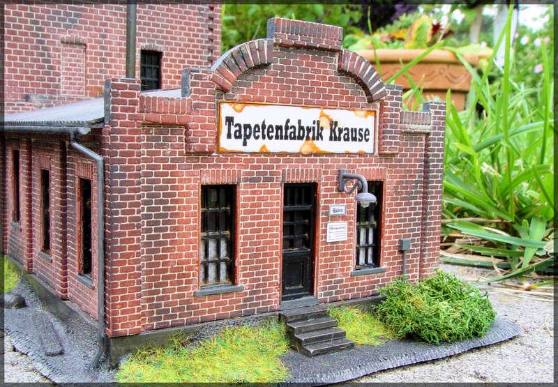 Bahnbauten - Auhagen / Pola / Kibri / Faller / Vollmer Dsc04241
