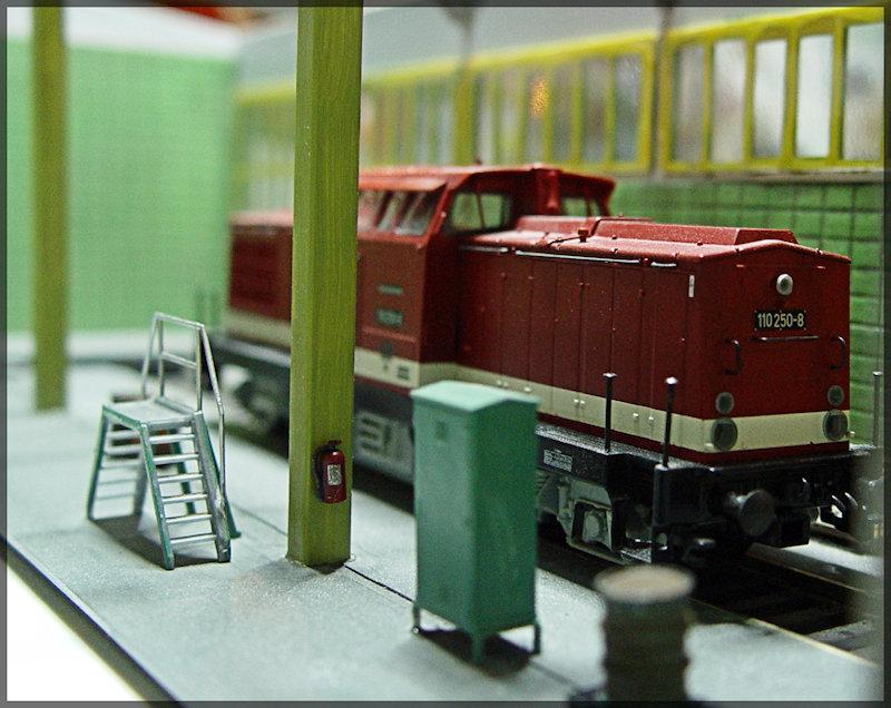 Bahnbauten - Auhagen / Pola / Kibri / Faller / Vollmer Dsc04254