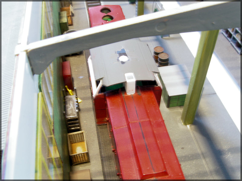 Bahnbauten - Auhagen / Pola / Kibri / Faller / Vollmer Dsc04418