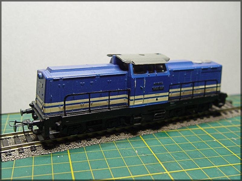 Die Baureihe 110 der Deutschen Reichsbahn Dsc04512
