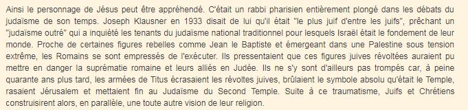 Croyance et intelligence Jysus10