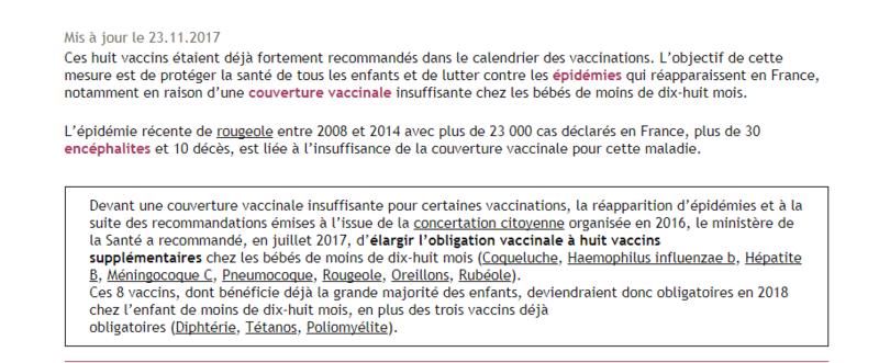 Pourquoi 11 vaccins OBLIGATOIRES - Page 7 Obliga10