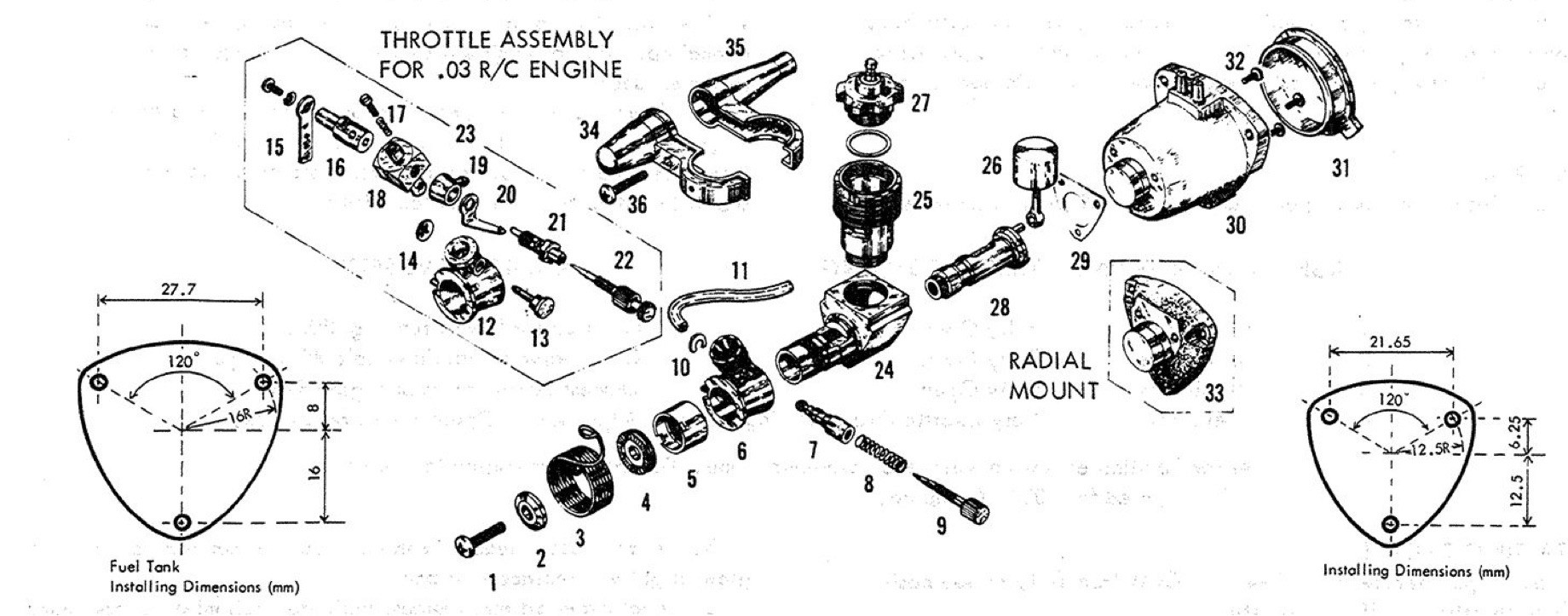 Glow Plug for the G-Mark 03 - Page 3 Mounti10