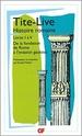 Histoire Romaine - Livre I - Tite-Live Histoi11