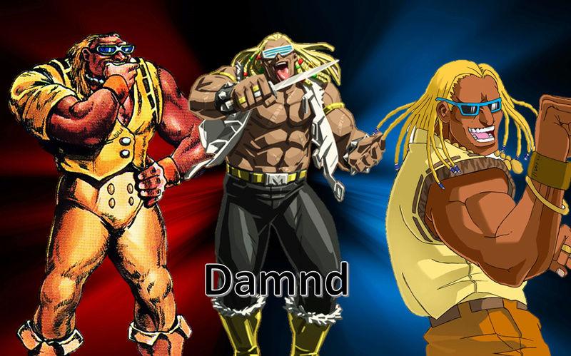 Tekken chuchoryu proyect - Page 49 Damnd10